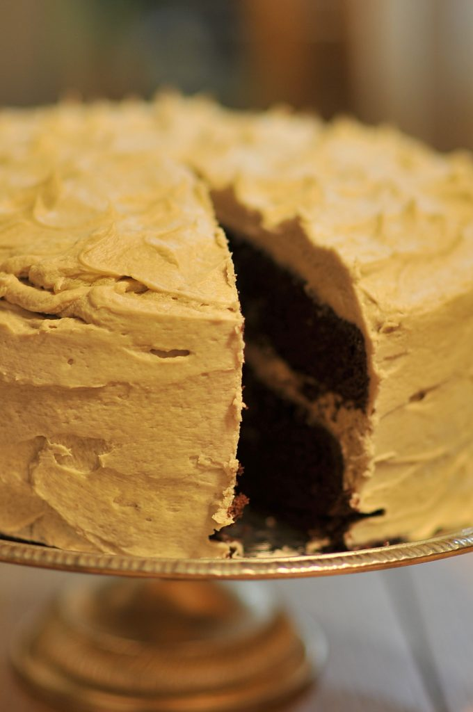 Cooked Chocolate Buttercream Frosting For Cakes