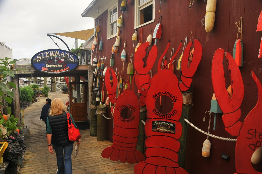 Stewman's Lobster Pound
